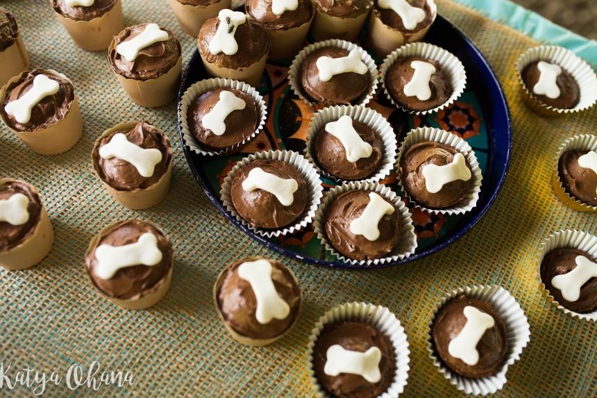 paw patrol cupcakes