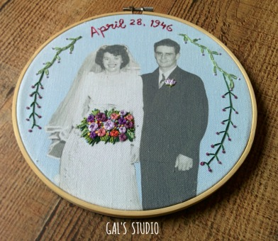 galstudio vintage wedding hoop 46