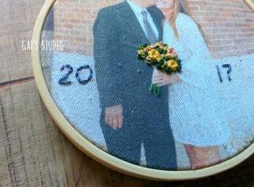 galstudio wedding ornament